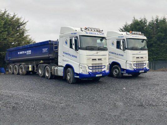 mick haulage services ireland
